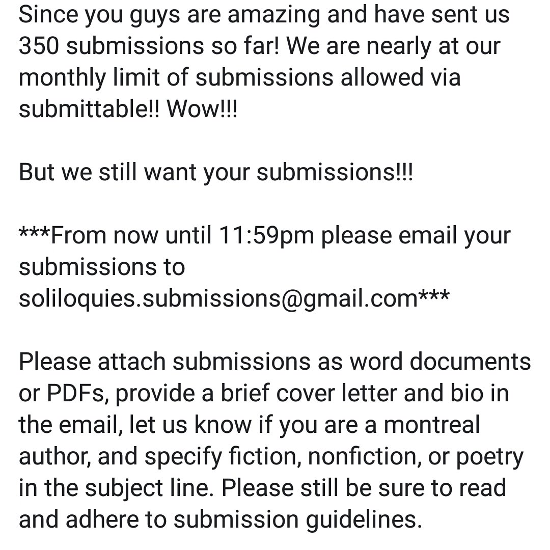 Cover Letter For Fiction Submission from pbs.twimg.com