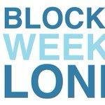 Image for the Tweet beginning: London Blockchain Week is starting