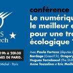 Image for the Tweet beginning: Retrouvez @g_labrousse, notre CEO, à