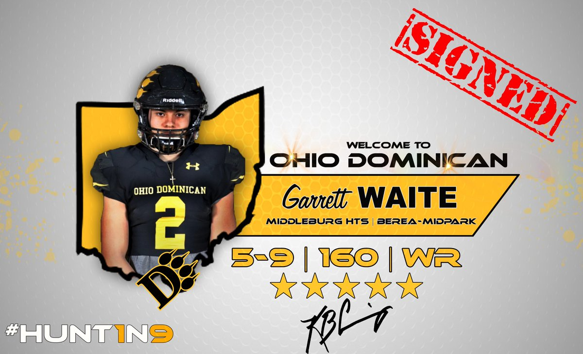 Garrett Waite is straight business! This guy loves playing ball and is one of the toughest competitors we saw in summer camps! We are excited to announce that Garrett Waite has joined The Hunt!