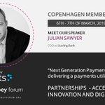 Image for the Tweet beginning: Join #MobeyForum Copenhagen Member Meeting