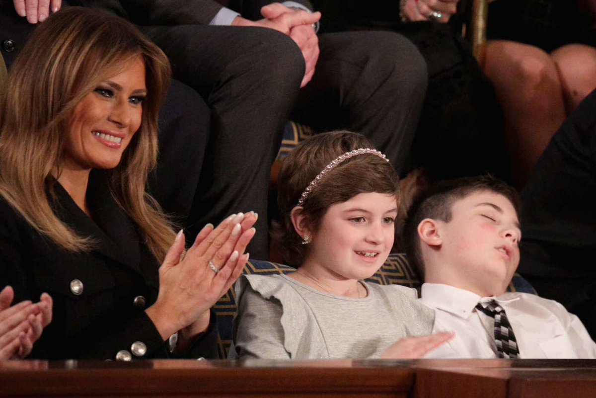 Joshua Trump is entitled to Executive Time