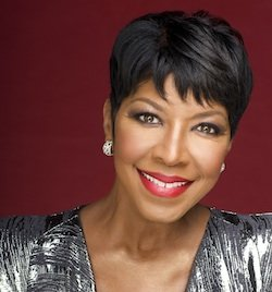 Happy Birthday, Natalie Cole Never to be forgotten