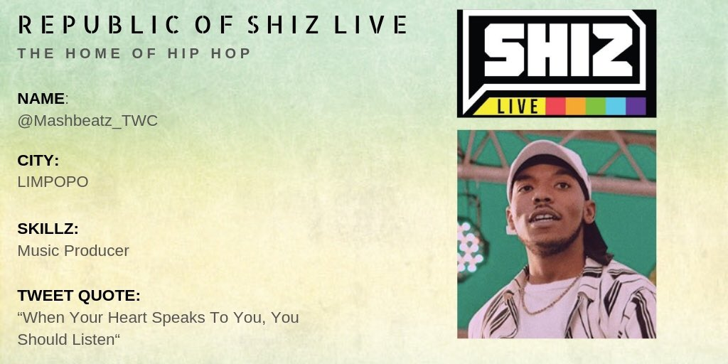 Second track to make the DJ Drop this week is @MashBeatz_TWC ft. @reece_youngking - Summer 18. Dope track! S/O to you bruv!   #IDTheArtist #ShizLive