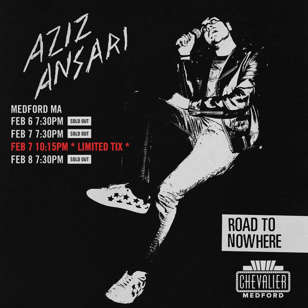 Aziz Ansari top tweets