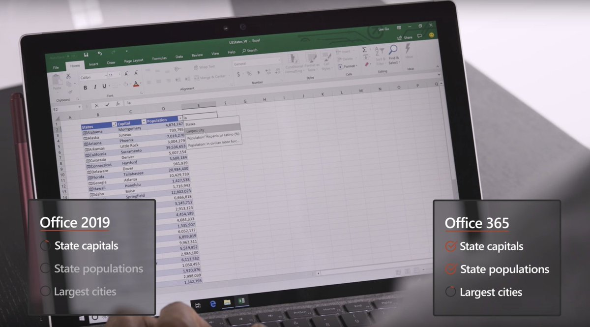 Microsoft roasts its own software in new ads promoting Office 365 over Office 2019