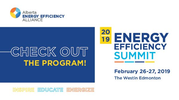 Did you know? We have a special rate for you to attend @AEEAlliance #EESummit2019 in #Edmonton! Register today and use the code SPONSOR2627 to save $90 on your registration! Will we see you there? Register today: https://energyefficiencysummit.ca/registration/registration-information/…