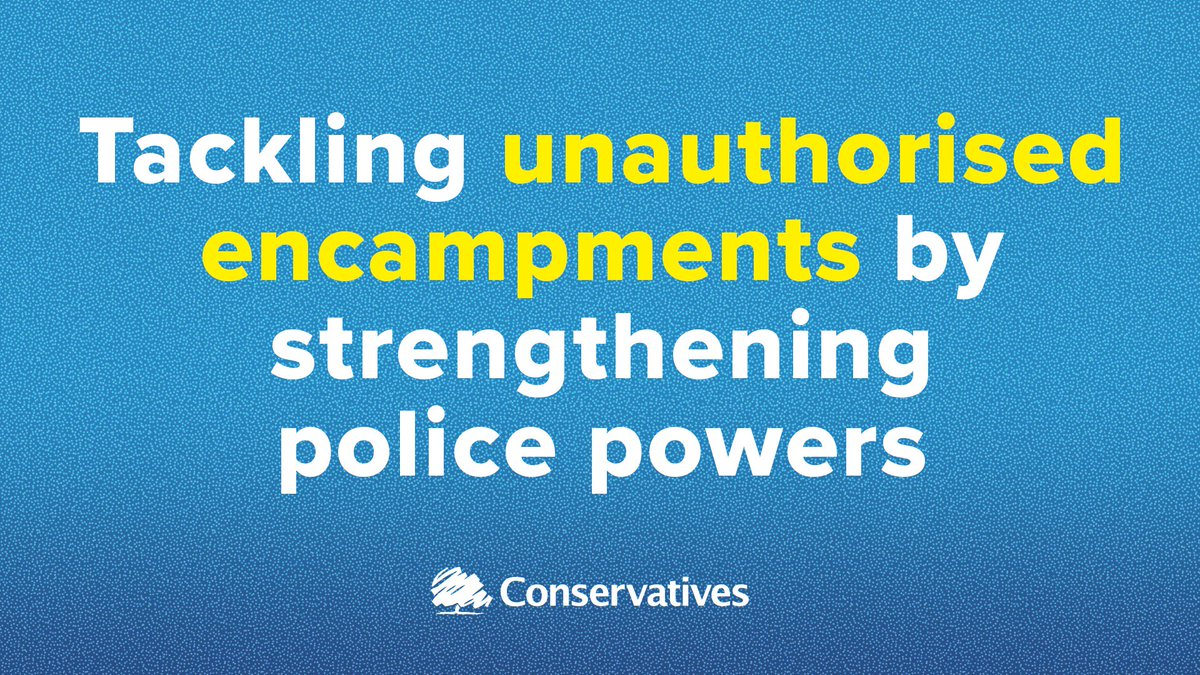 conservatives on twitter we re making it harder for trespassers to