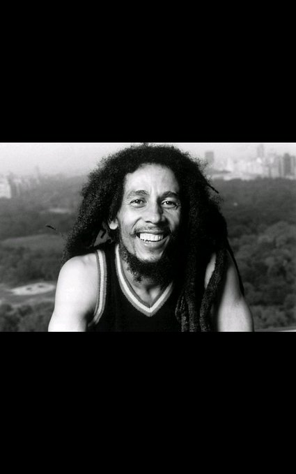 """HAPPY BIRTHDAY   BOB MARLEY 2/6/45 - 5/11/81   \""""None But Ourselves Can Free Our Minds\"""""""