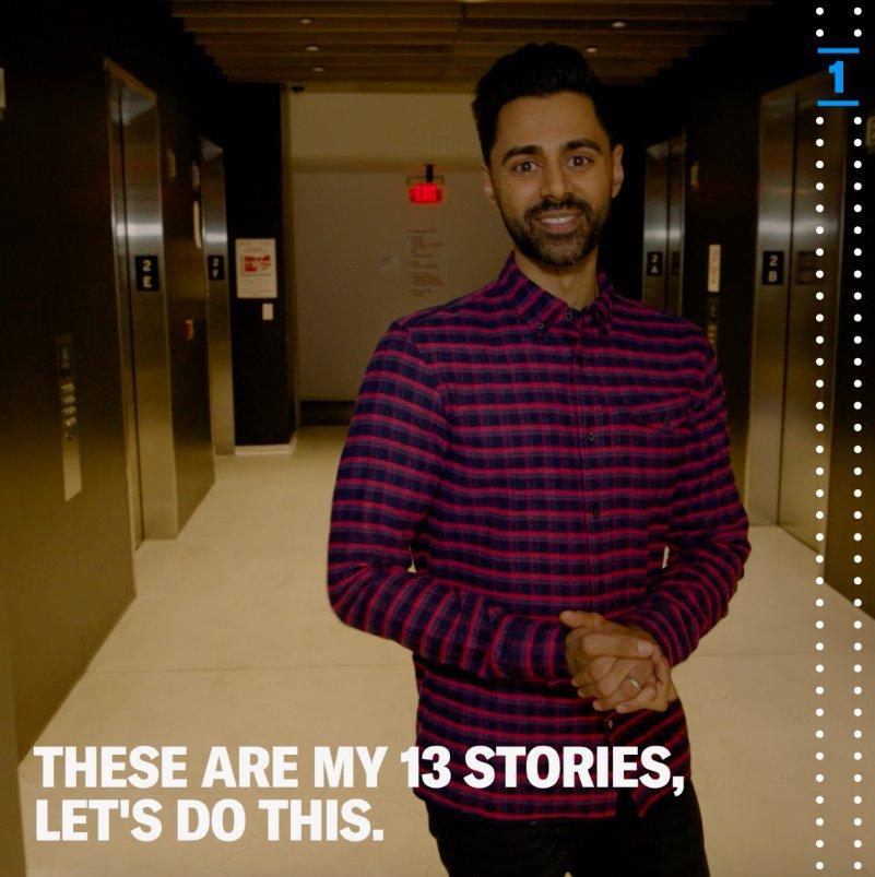 Netflix has @HasanMinhaj on a trendy new workout routine. https://youtu.be/pBxiq9s2wz4