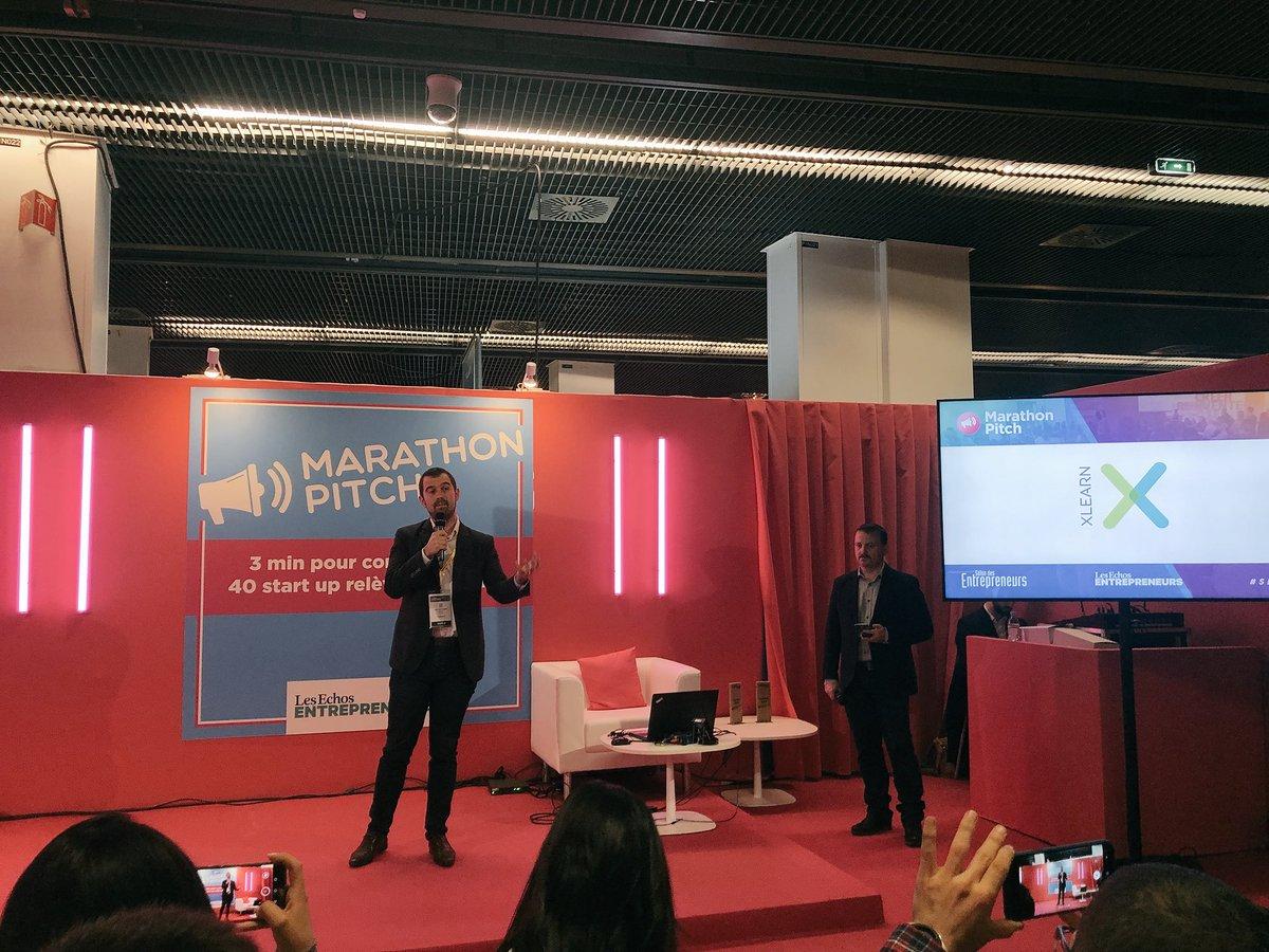 xLearn pitch au Salon des entrepreneurs ! #salondesentrepreneurs #HR #IA #RHtech #xlearn #startups #innovation<br>http://pic.twitter.com/3iM9LnKUxg