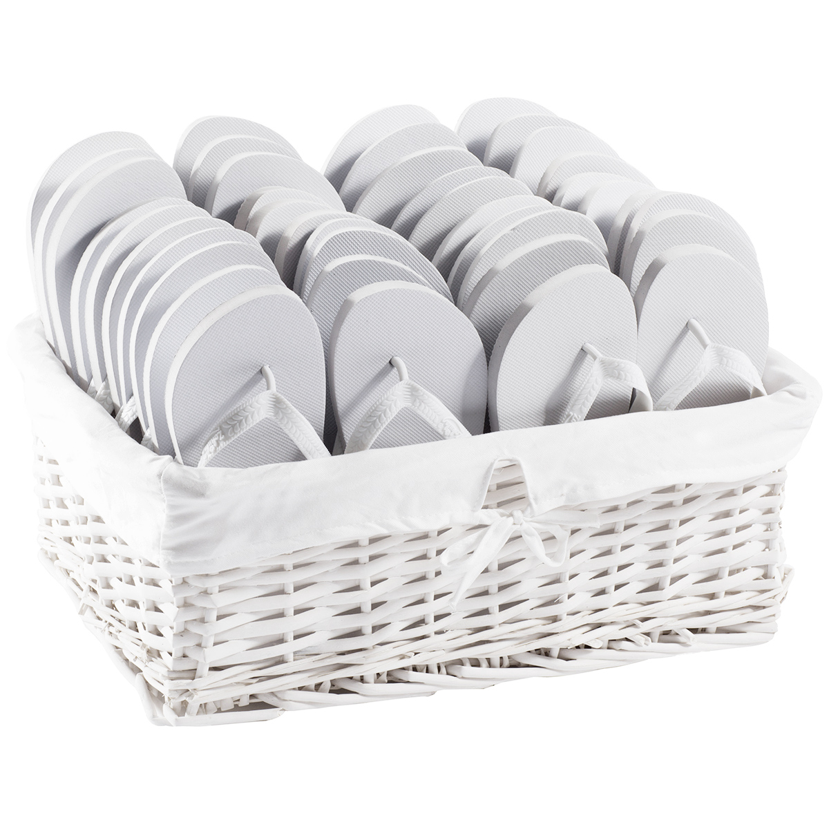 1e3223df8 Zohula White Originals Party Pack - 20 Pairs - one of our most popular party  packs
