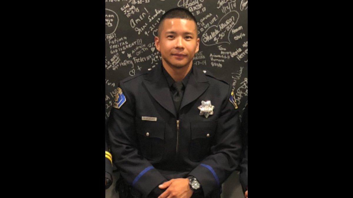 Officer Victor Madarang : Officer Victor Madarang job months