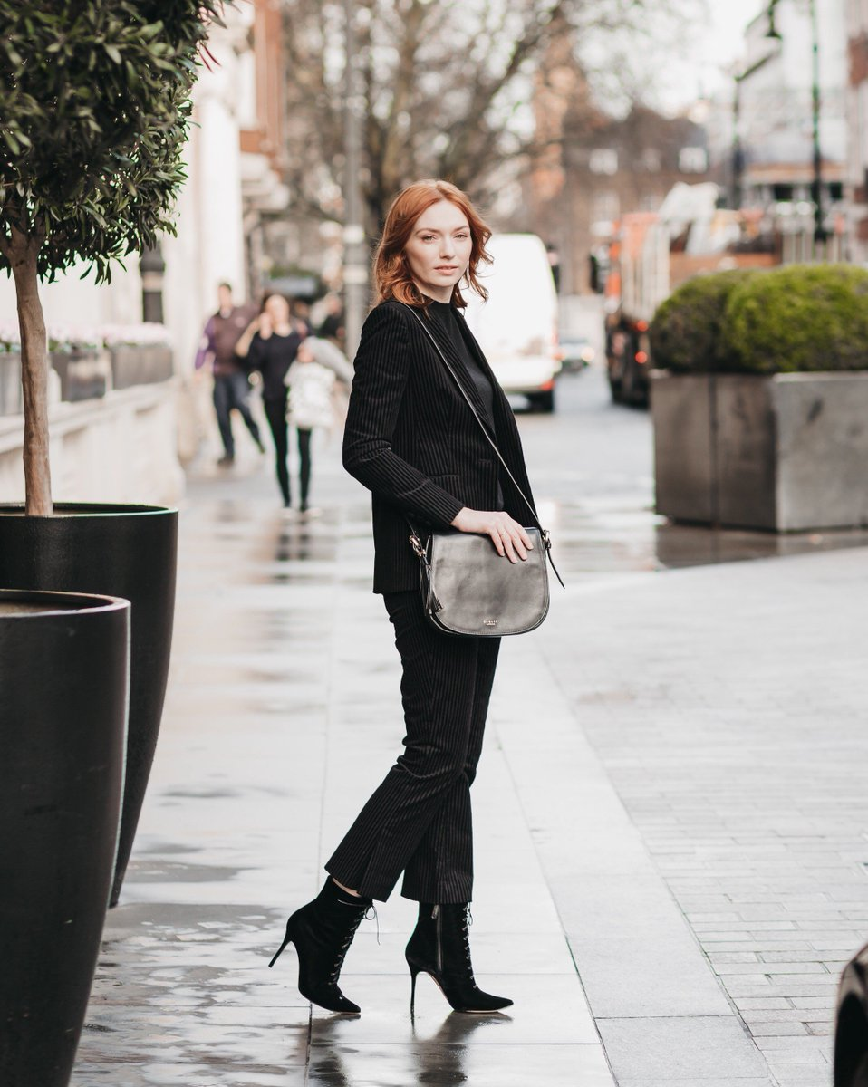 Earlier today at The Connaught we celebrated the upcoming launch of our Radley Spirit campaign with our brand ambassador Eleanor Tomlinson. Coming this weekend - we're excited to share it with you. Join the waitlist: http://bit.ly/2TolxTq