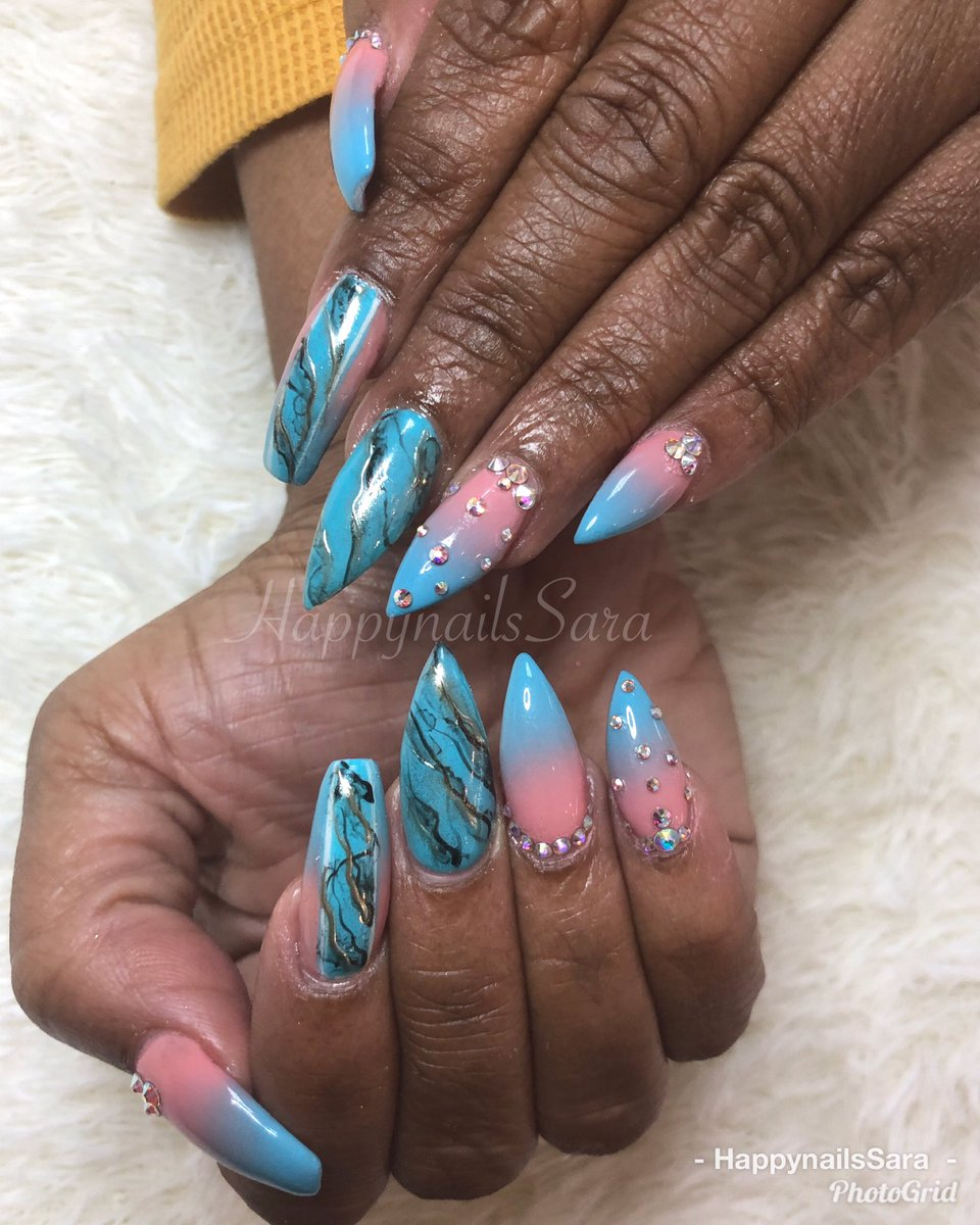 Sara Nguyen On Twitter Your Nails Are Like Jewels Let Happynails