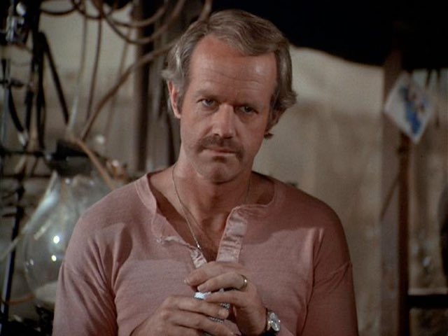 Happy birthday to Mike Farrell!