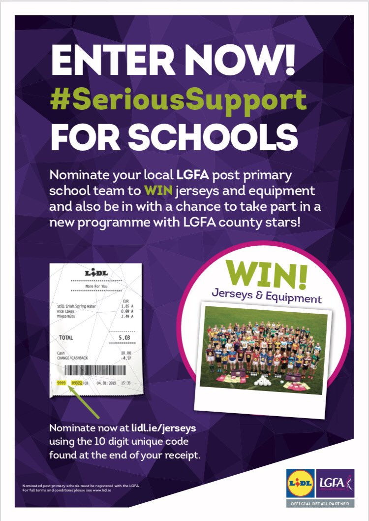 7fca941e25b88d If there are any parents who shop in Lidl we would like if you could use  your code to nominate our schoolpic.twitter.com wQNFbBnz1u