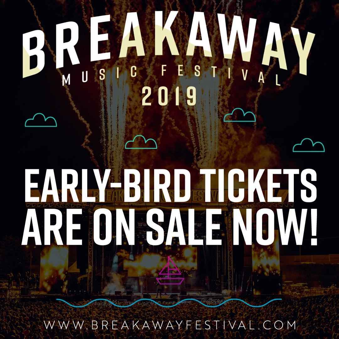 Breakaway Music Festival Columbus 2019