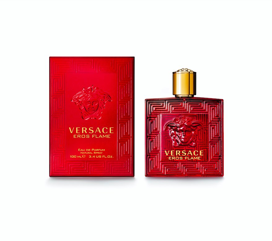 We're kicking off our #VersaceEros celebrations early with this special Twitter giveaway: Versace Eros Flame. It's a citrus-spicy-woody scent for him that smells incredible on women. To enter, follow @davelackie & RT Join us at 6 PM EST for more giveaways & fun!