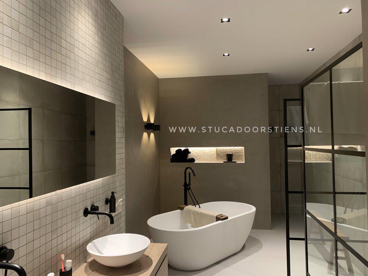 Stuc Deco Badkamer : Stucwerk voor de badkamer classic stoopen en meeus stuc deco en