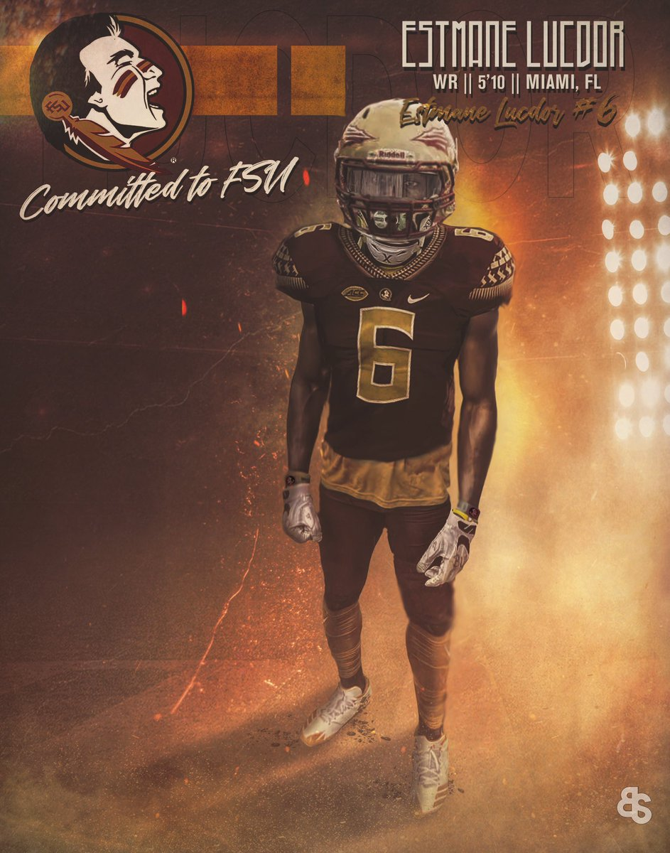 Bless to receive a Preferred Walk On Offer and Officially be Committed to #Tribe19 🍢🍢@FSUFootball @r81dugans @CoachTaggart @larryblustein @TellyLockette @Levi_bradley312 @7totha8 @Touchmoney_uno @247Sports @CNee247 #DoSomething #Revenge6 #Grecruits