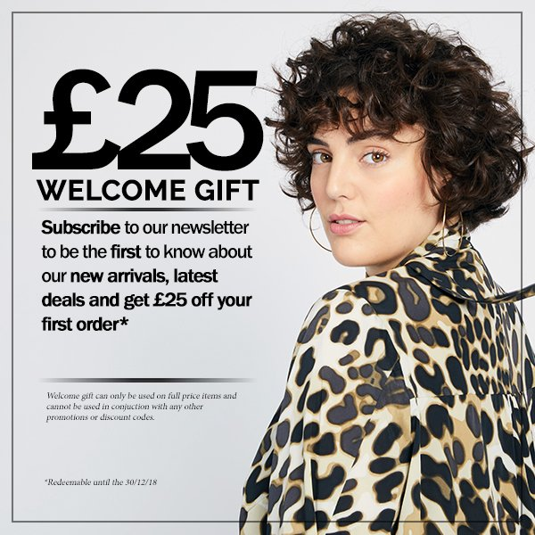 test Twitter Media - Subscribe to our newsletter and receive a welcome gift of £25 on your first order with https://t.co/0by22NXIST #plussize https://t.co/HYa5DYfCe3