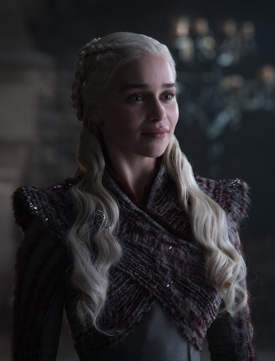 The Mother of Dragons. #GameofThrones