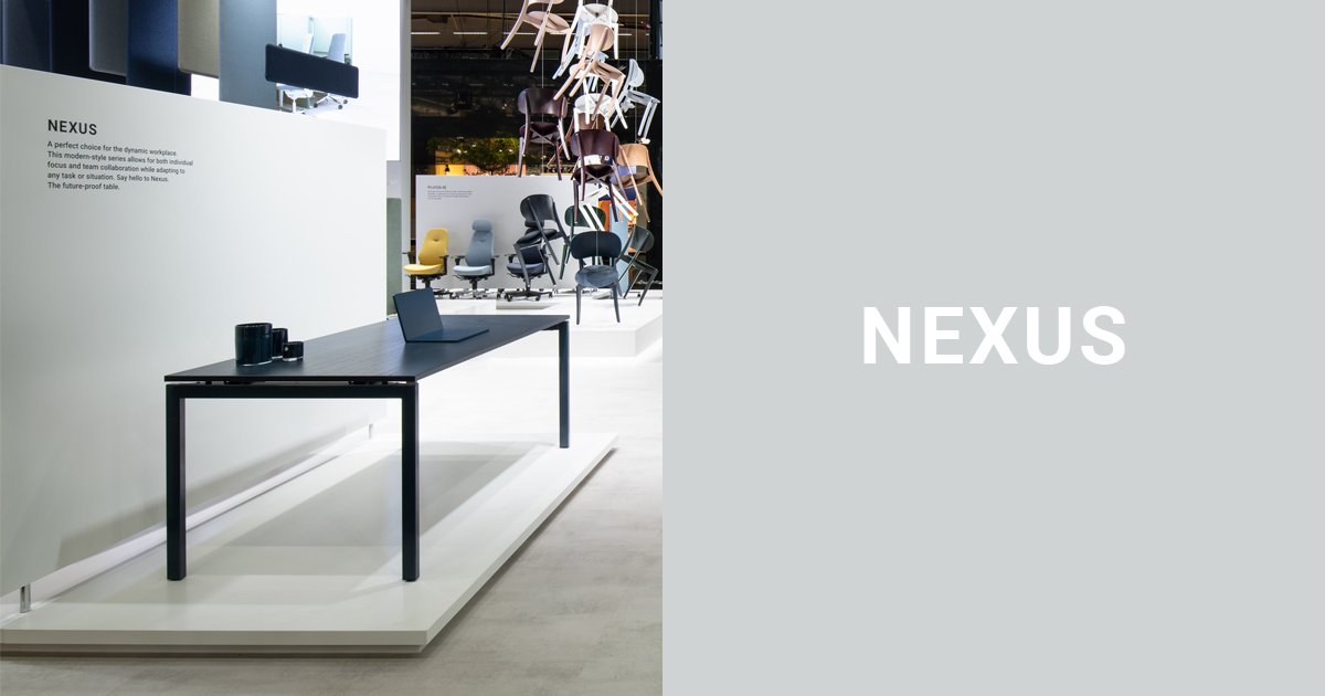A perfect choice for the dynamic workplace. This modern-style series allows  for both individual focus and team collaboration while adapting to any task  or ... 0e330d037f930