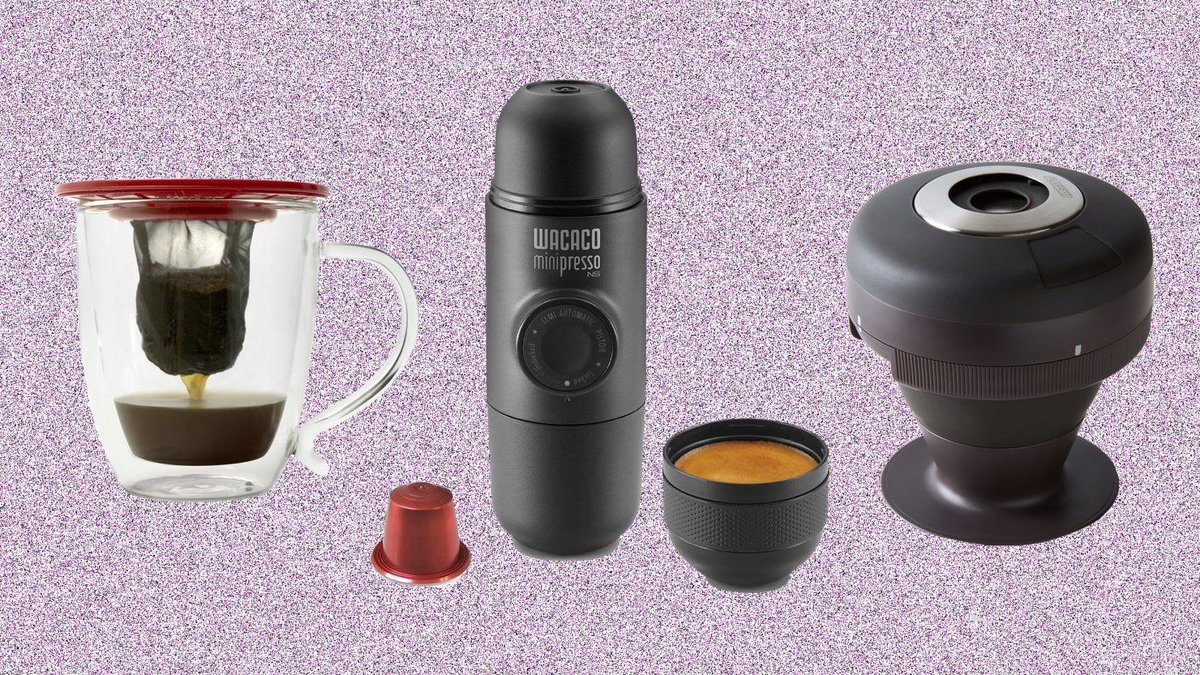 Weve all heard the stories about what people do with hotel #coffee makers. Whether theyre true or not, why risk it when you can brew great coffee with these travel essentials buff.ly/2HTAkV3 @dailybeast #specialtycoffee #coffeeonthego #coffeeintheam #coffeelovers