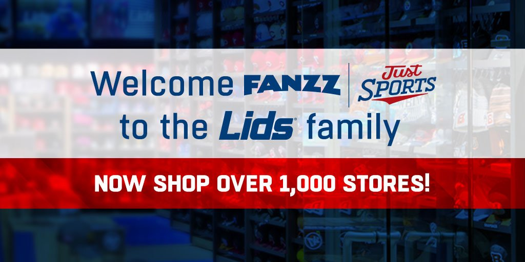 fd5437842 ... it s even easier for you to find the cap or team apparel you re looking  for. Make sure to follow  lids for more news!pic.twitter.com BZicDEP7xE