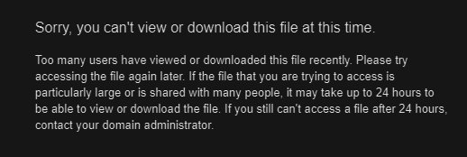 sorry you cant view or download this file at this time. 2019