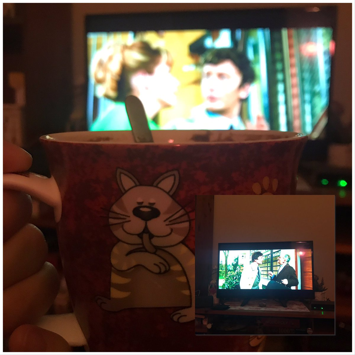 test Twitter Media - Day973: Perfect winter night with #cocoa and the #oscarmovie #1000happydays https://t.co/Z23n3RB2nl