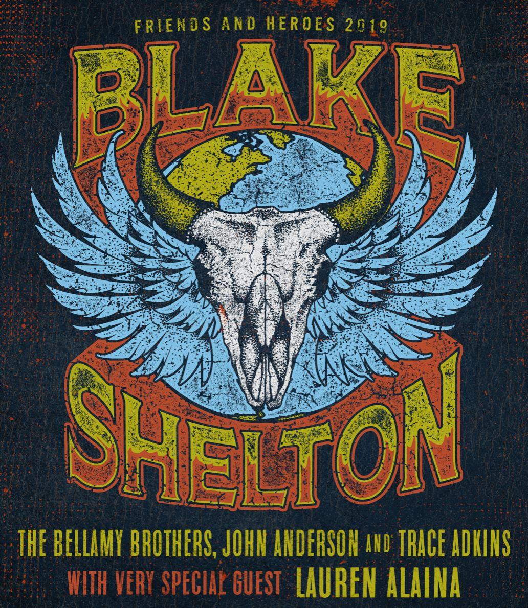 Blake Shelton top tweets