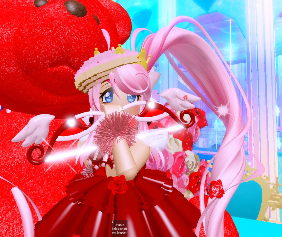 ❤️ NEW VALENTINES UPDATE IN ROYALE HIGH! ❤️ NEW