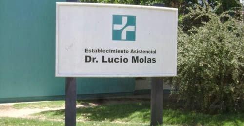 #SantaRosa | Un perro mordió en la cara a un nene de 3 años en Villa Santillán
