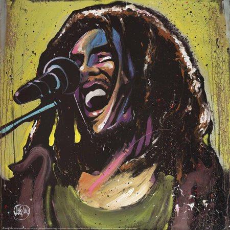 Happy Birthday Bob Marley!
