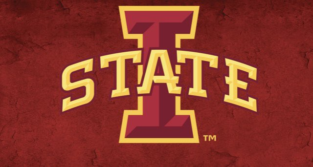 Blessed to receive an offer from Iowa State University!!! Thank you @CoachRasheed @CoachGolesh
