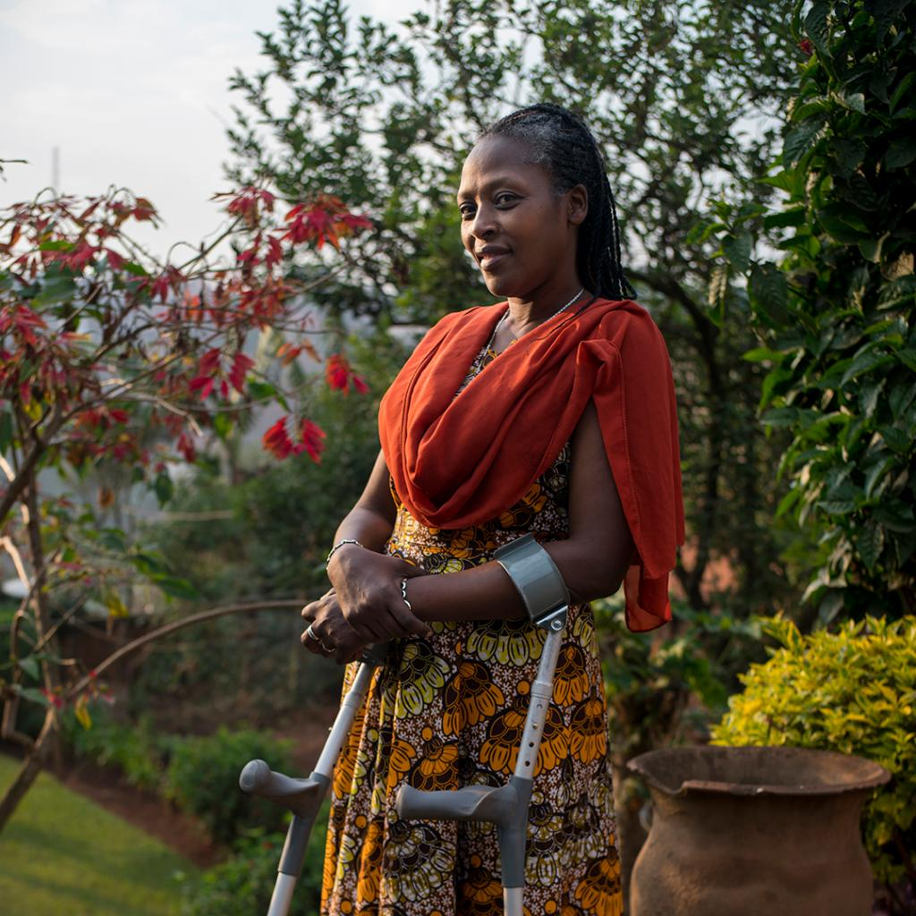 In 2012, Neema Namadamu opened the Maman Shujaa Media Center in the DRC to help create opportunity for women in her country. Since then, thousands of women have walked through its doors. Meet Neema and learn more about her work → http://g.co/womenrising  #SearchOn