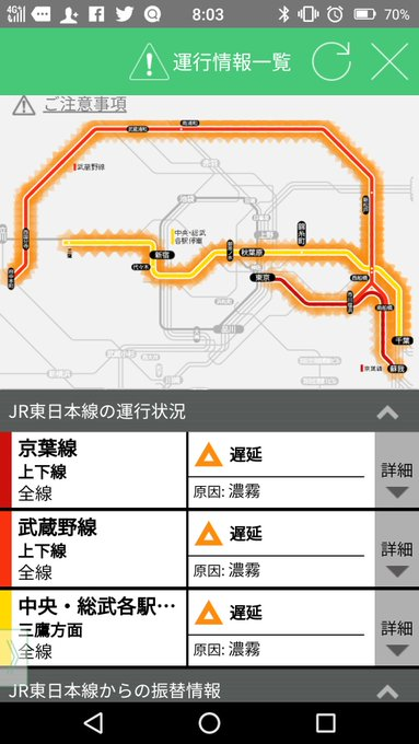 武蔵野 線 運行 情報