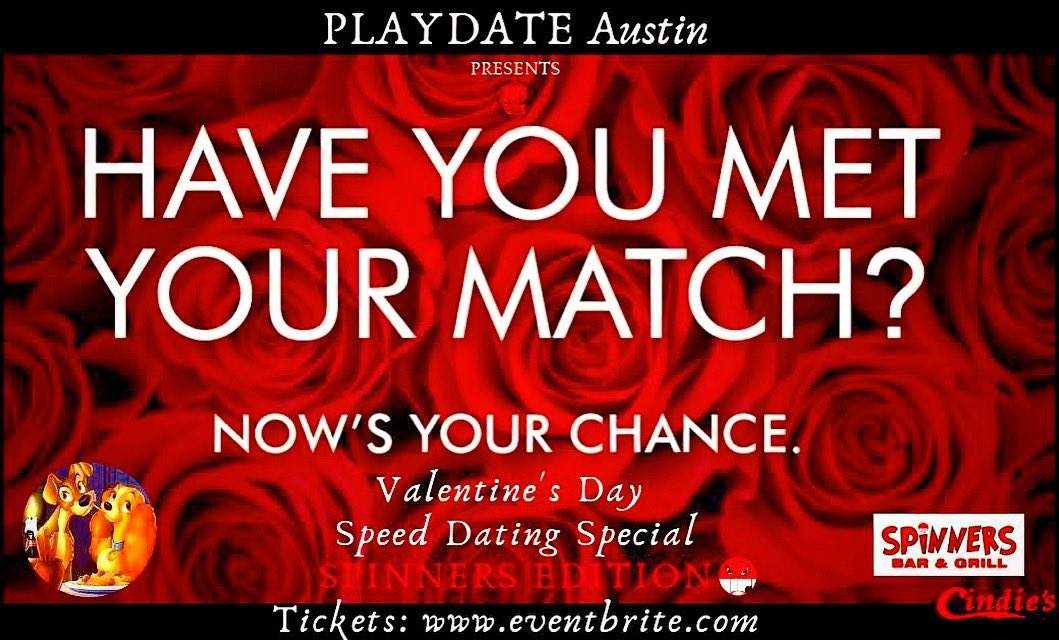speed dating events austin texas