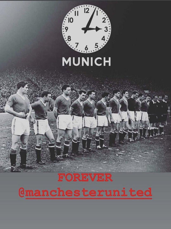 #ManchesterUnited #Munich58