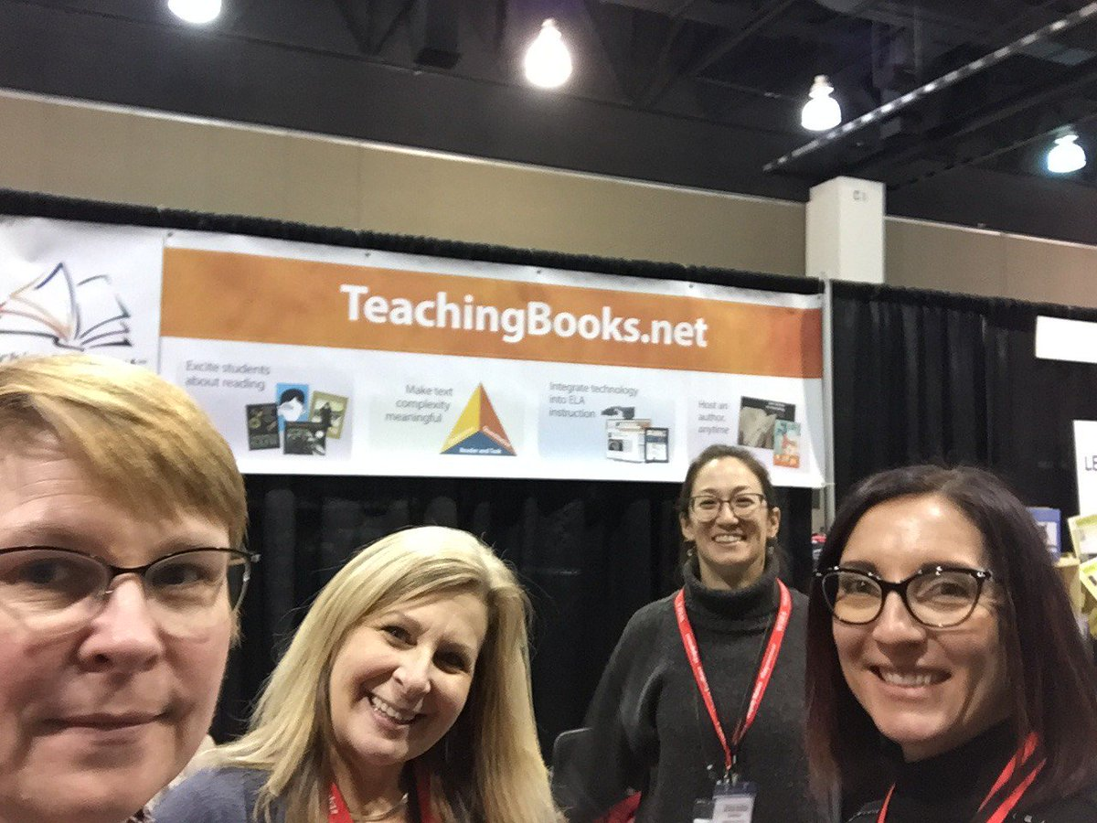 test Twitter Media - We are so excited to be at #WSRA19!! See us at booth 302 to learn about this @WisDPIBadgerLi resource or attend a session on Friday:  ** Preparing for Book Groups & Literature Circles, 10:00-11:30 AM  ** Authors at the Heart of Reading & Writing Lessons, 1:15-2:15 PM https://t.co/omK5RwohTN