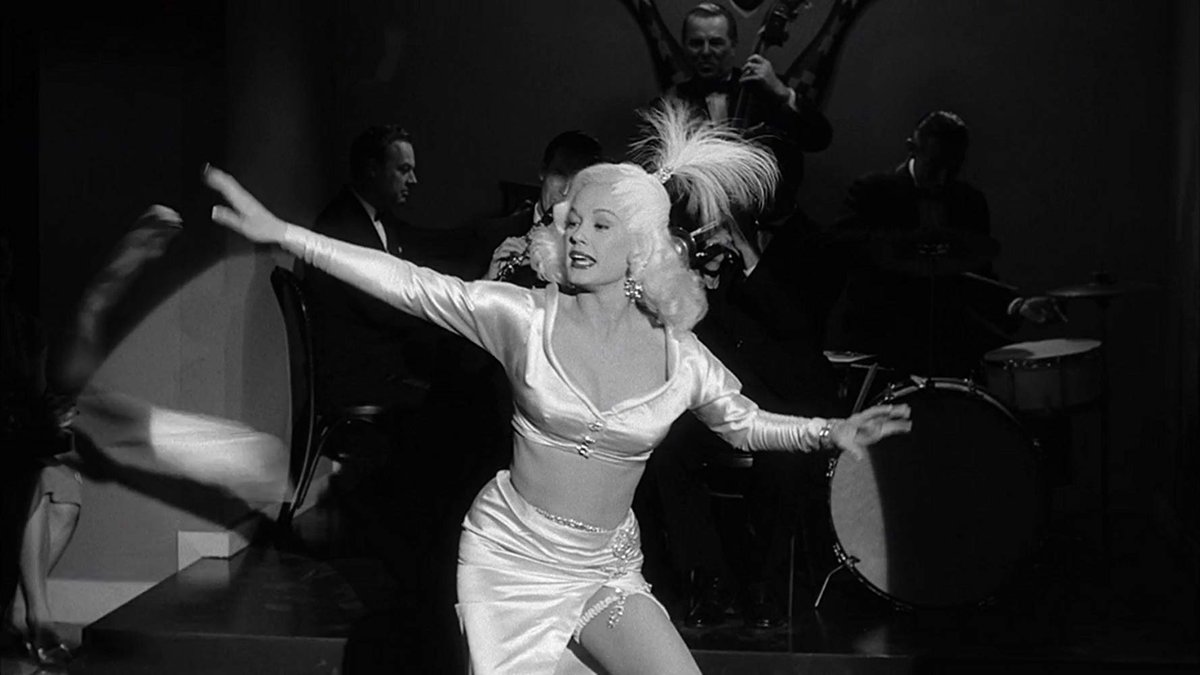 Image result for teacher's pet 1958 mamie van doren