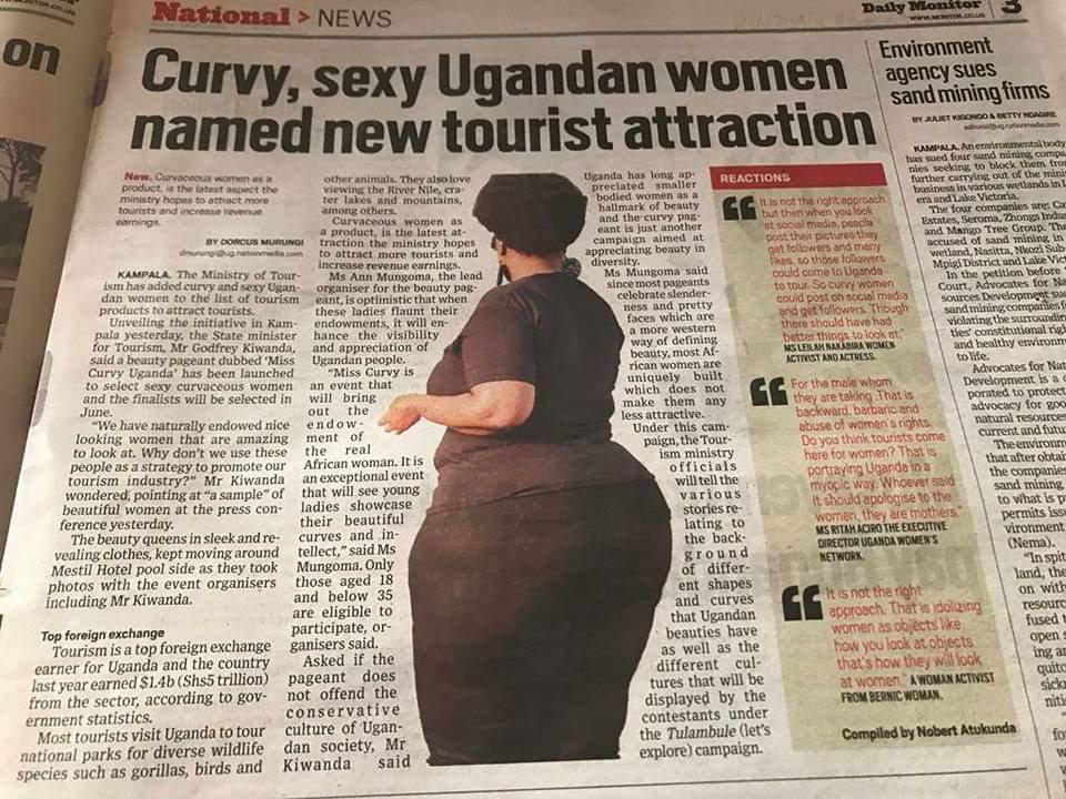 Small men can also be tourist attractions #TulambuleEasternTour #ExperienceUganda