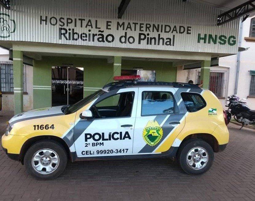 Polícia Militar salva vida de bebê em Ribeirão do Pinhal #PolíciaMilitar #RibeirãodoPinhal #SalvamentodeBebê https://npdiario.com/capa/policia-militar-salva-vida-de-bebe-em-ribeirao-do-pinhal/…