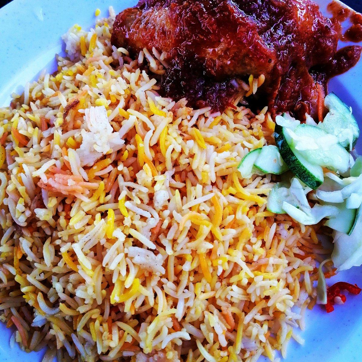 resepi nasi briyani ayam madu nasi ayam paris versi mama pagina inicial facebook Resepi Nasi Ayam Madu Paris Enak dan Mudah