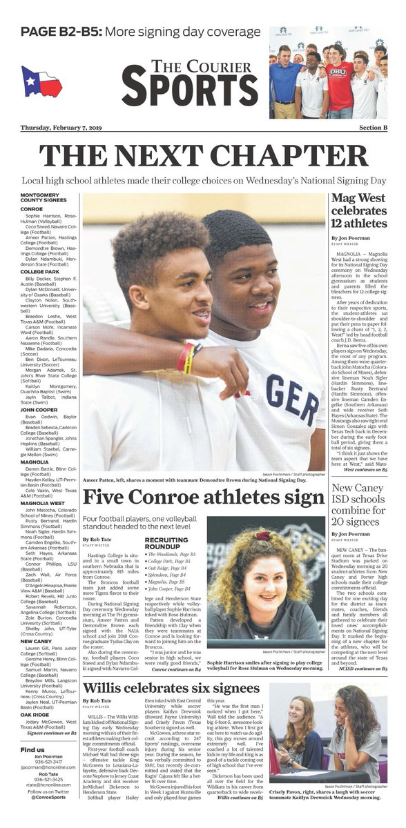 The Courier Sports on Twitter: