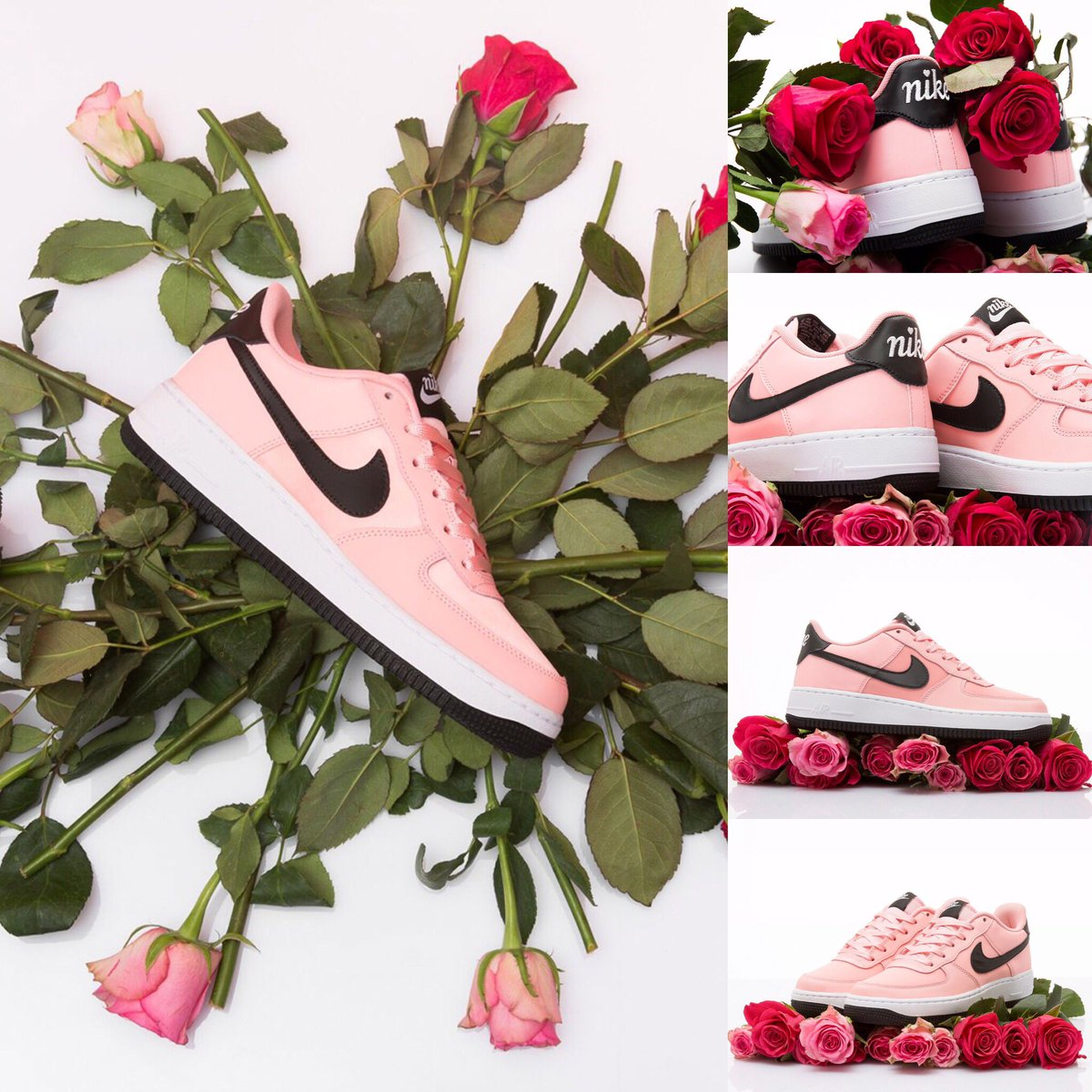 471a9da23c8 Nike Adds The Air Force 1 Low To Its Upcoming Slue Of Valentine s Day  Sneakers