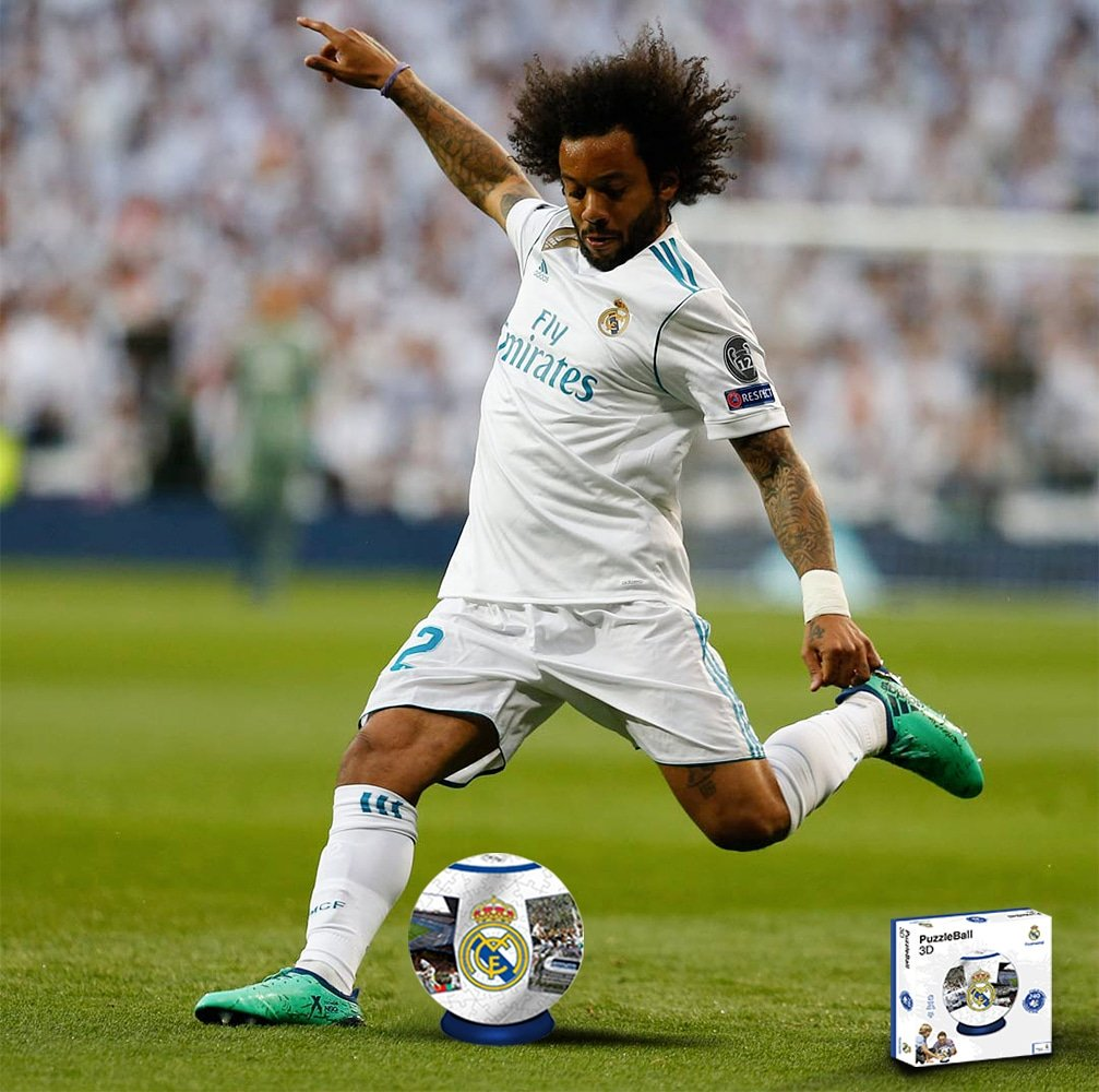Consíguelo en WAG  https   www.wearegames.es producto puzzle-ball-3d-real- madrid-2a-edicion  … .  realmadrid  realmadriden  Fun Realmadrid  Futbol ... 221a90a0f8ffb