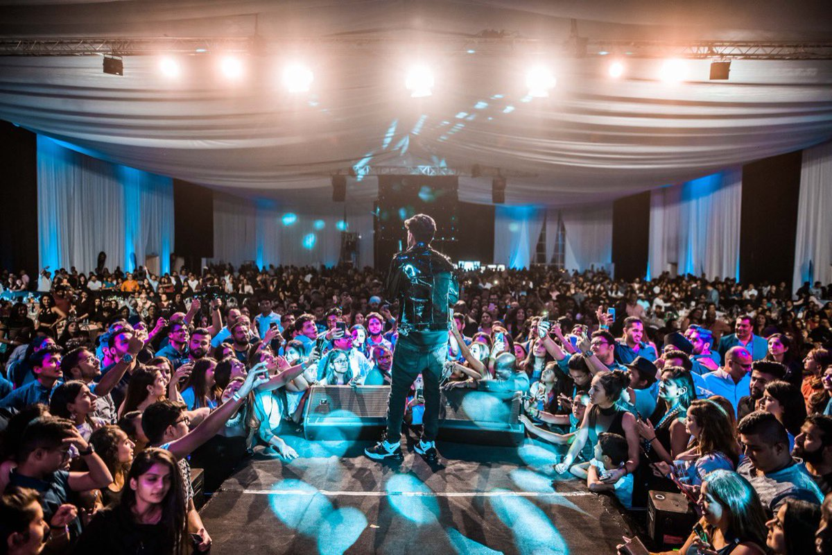THANKYOU Nairobi for Sold out show. See you all very soon in Kenya ❤️ So Much Love 🙏